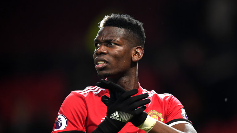 Paul Labile Pogba