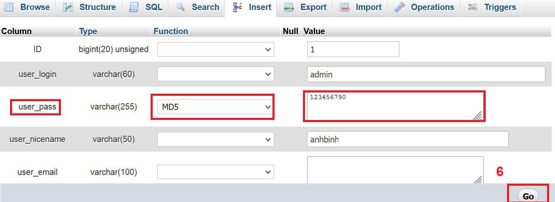 Hướng dẫn cách lấy lại mật khẩu quản trị admin website WordPress