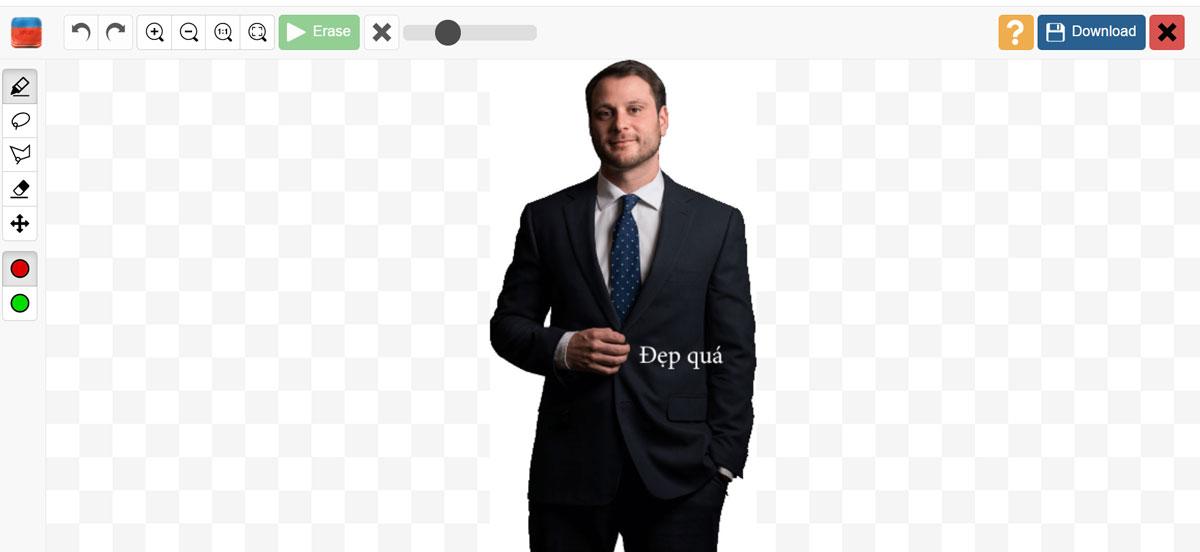 Cách Xóa Chữ và Logo Trên Ảnh bằng web trực tuyến