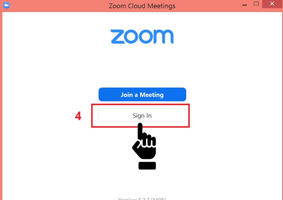 Các bước đăng ký và sử dụng Zoom trên máy tính